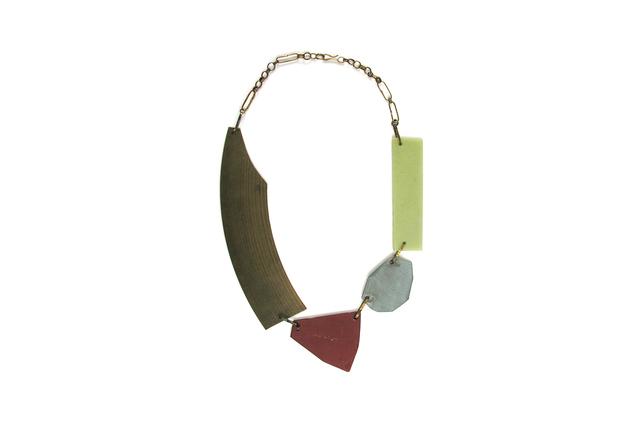 , 'Halskette,' 2012, Gallery S O