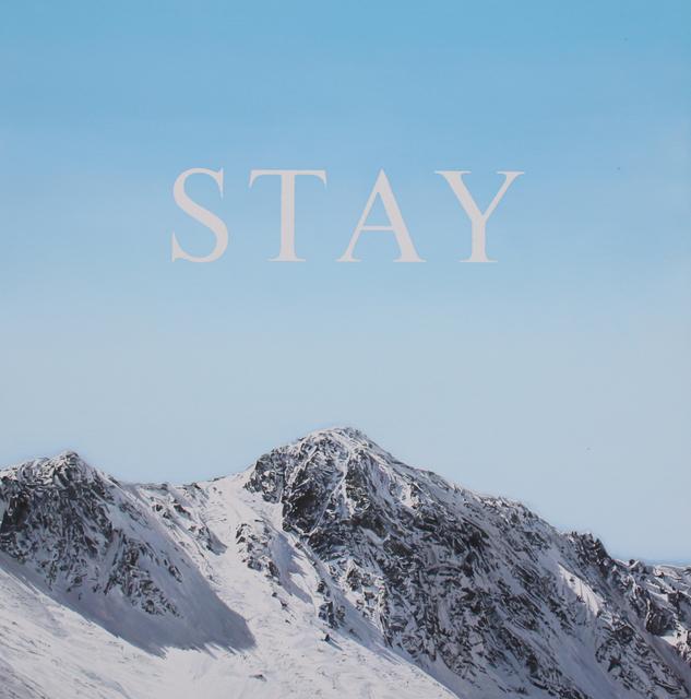 , 'Stay,' 2016, 3 Punts Galeria