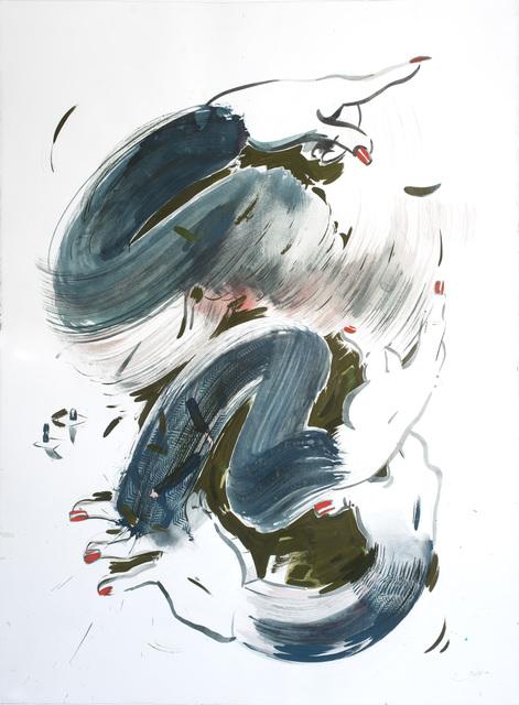 , 'Second Hand,' 2014, Moskowitz Bayse