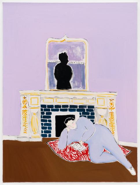 , 'Lavender Gray,' 2018, Projet Pangée