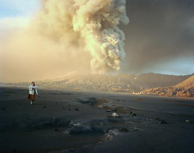, 'Mount Bromo Lelani at Dawn,' 2012, David Richard Gallery