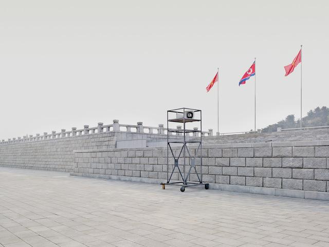 , 'Palace of the Sun (Kumsusan Memorial Palace, Pyongyang),' 2014, The Ravestijn Gallery