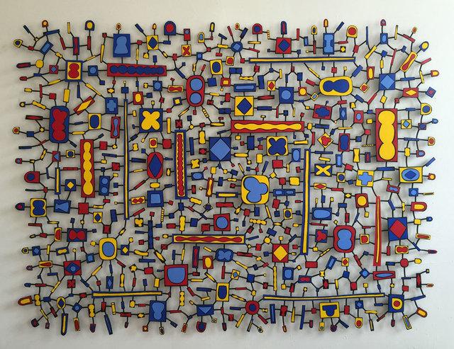 , 'East Orange Boogie Woogie ,' 2015, Octavia Art Gallery