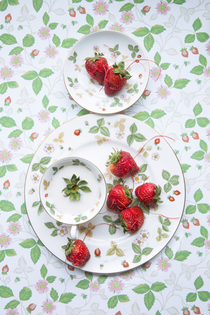, 'Wedgwood Wild Strawberry with Strawberry,' 2019, Foto Relevance