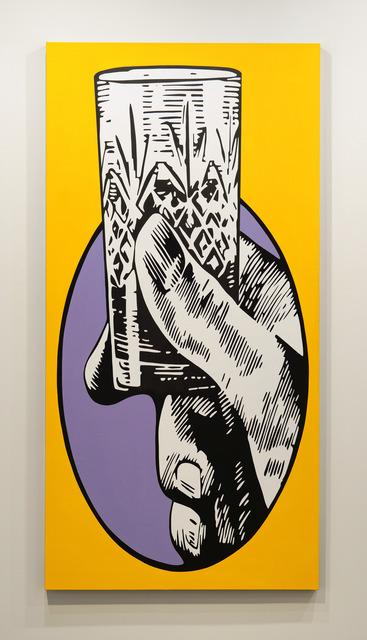 , 'Cheers! (Candidate #2),' 2013, TrépanierBaer Gallery