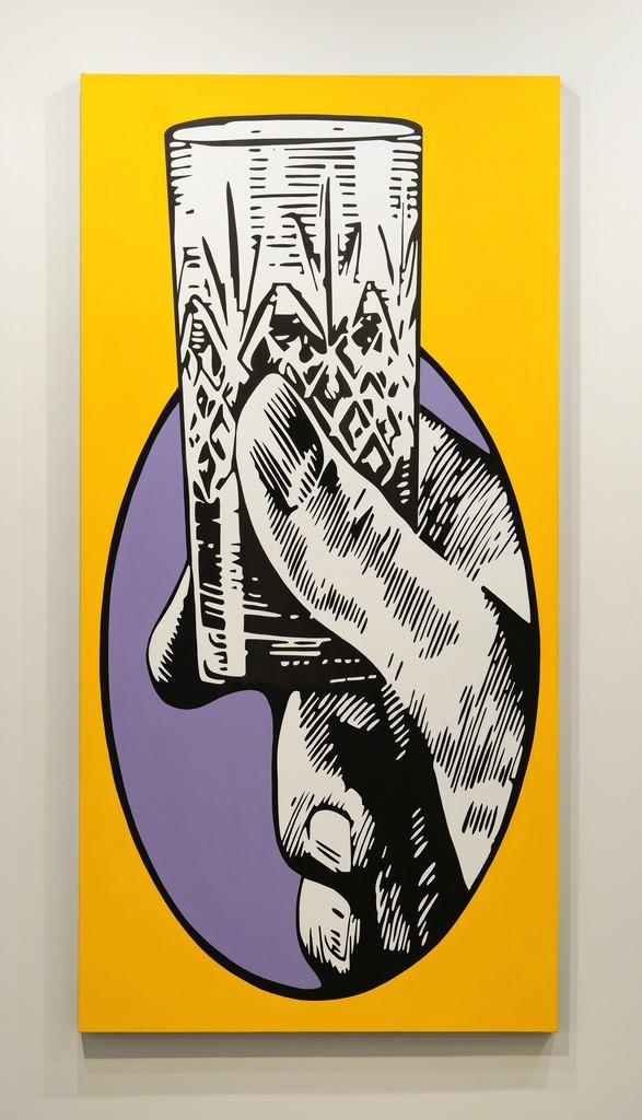 Chris Cran, 'Cheers! (Candidate #2),' 2013, TrépanierBaer Gallery