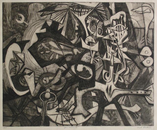 , 'Jam Session II 1951,' 1951, Dolan/Maxwell