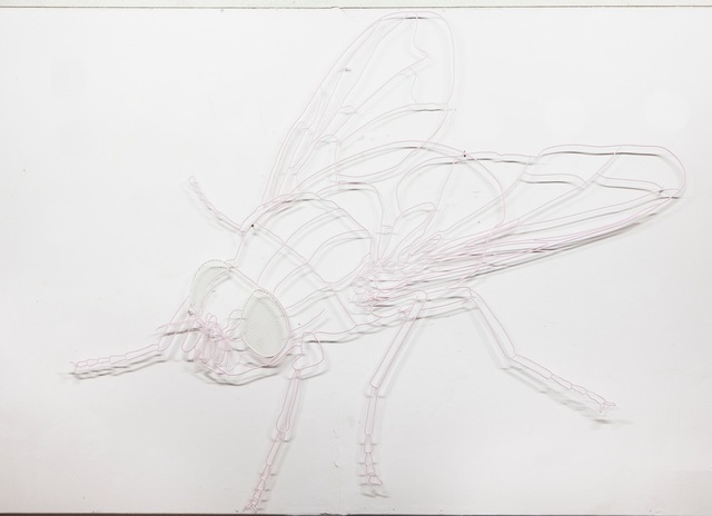 , 'Atomic fly,' 2015, Victor Lope Arte Contemporaneo