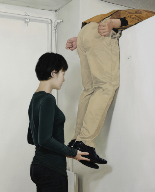 , 'Hiatus,' 2014, Gallery LVS