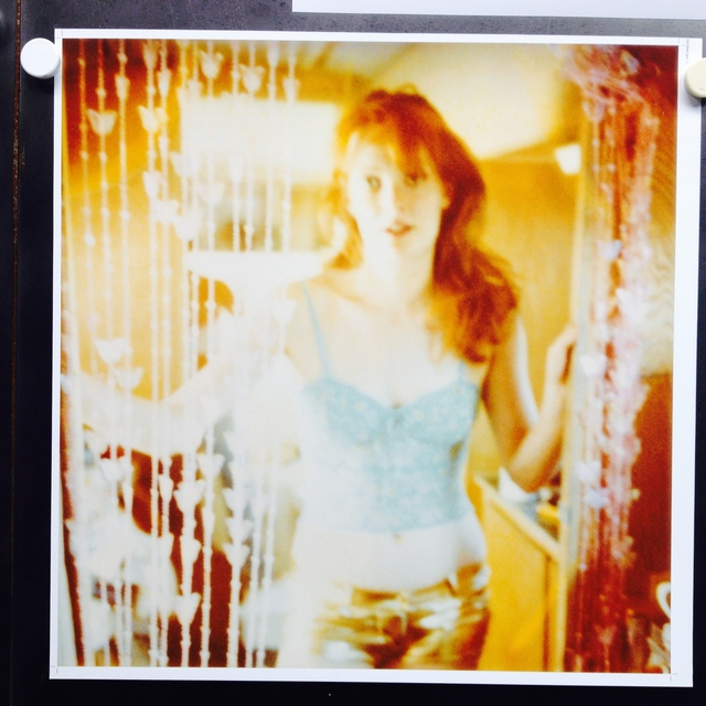 Stefanie Schneider, 'Daisy in Trailer (Till Death do Us part)', 2005, Photography, Digital C-Print based on a Polaroid, not mounted, Instantdreams