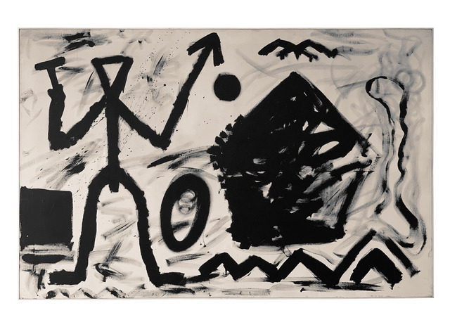 , 'Untitled II (Alpha Gamma),' 1981, Tobias Mueller Modern Art