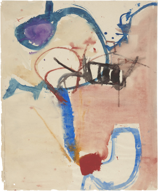 , 'Untitled,' c. 1952–53, Richard Diebenkorn Foundation