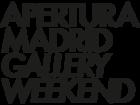 Apertura Madrid Gallery Weekend