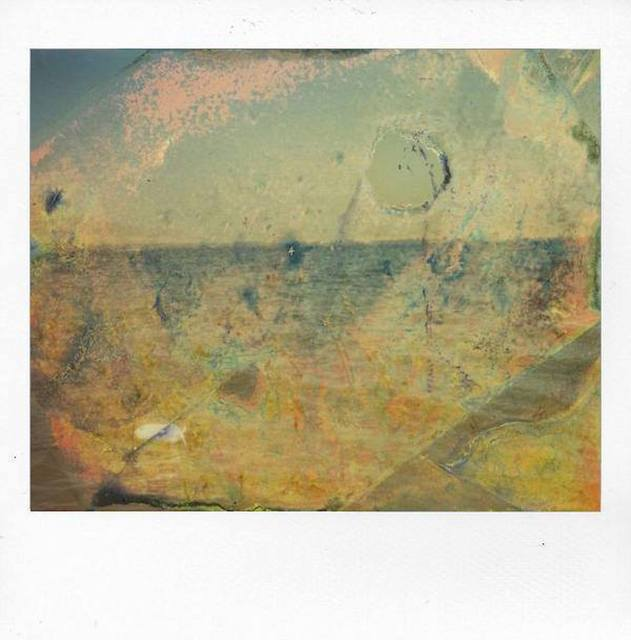 , 'Untitled - 21 Century, Contemporary, Photography, Abstract, Polaroid, Landscape,' 2016, Instantdreams
