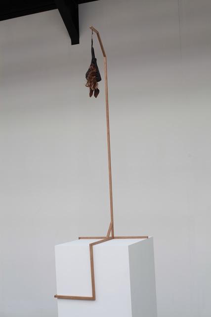 , 'Bat 1,' 2017, La Patinoire Royale / Galerie Valerie Bach