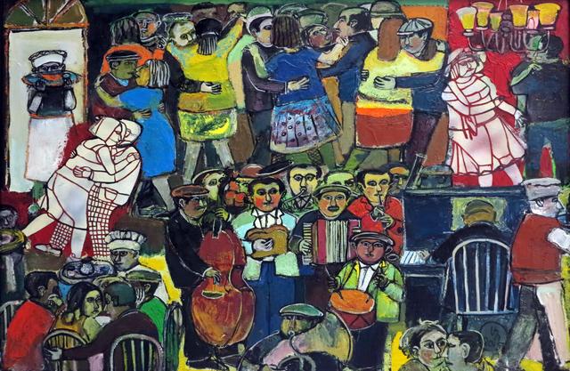 """Sarkis Hamalbashian, '""""Celebration"""" / """"Kutlama""""', 2015, Galeri 77"""