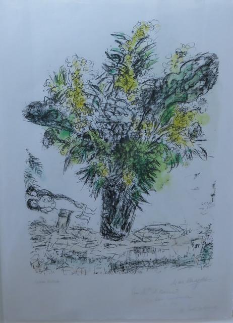 , 'Mimosas ,' 1968, Galerie Claude Lafitte