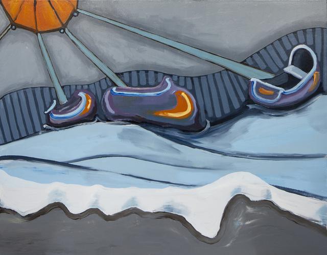 , 'Matterhorn,' 2015, Edwina Corlette Gallery