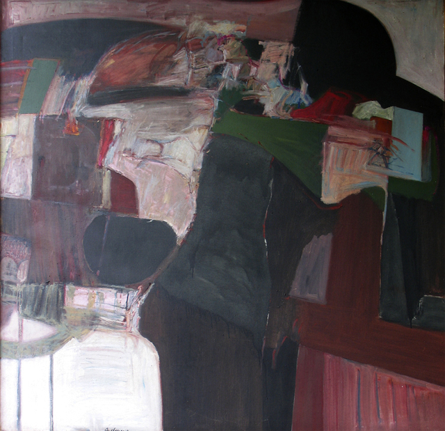 , 'Arrival Departure,' 1964, Mindy Solomon Gallery