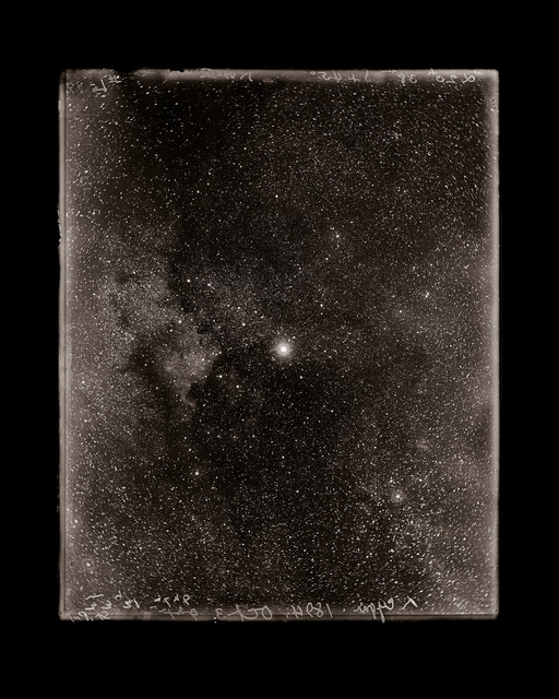 , 'October 3, 1894 (Center Star),' Printed 2017, Haines Gallery