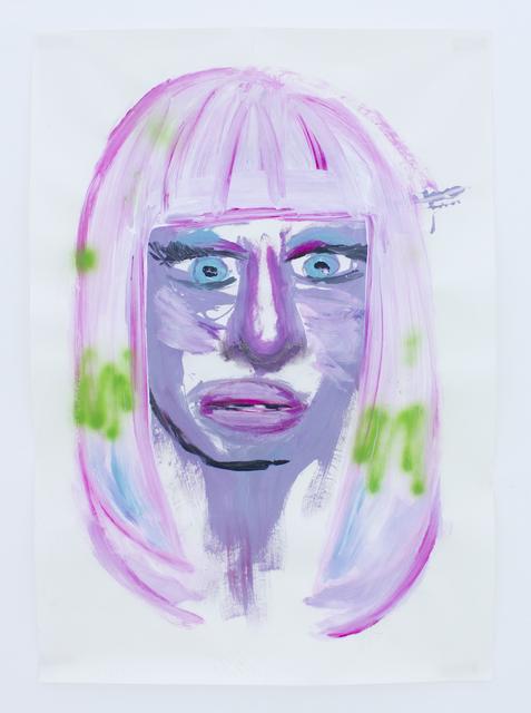 , 'Portrait of Nicki Minaj,' 2011, Galería Karen Huber