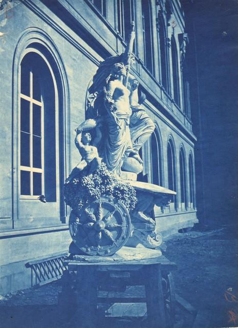 , 'Sculpture, Musee du Palais, Marseille, France,' ca. 1865, Robert Hershkowitz