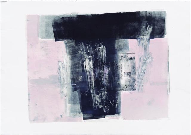 , 'Serie Cortazar, Monoprint H,' 2015, Artemisa Gallery