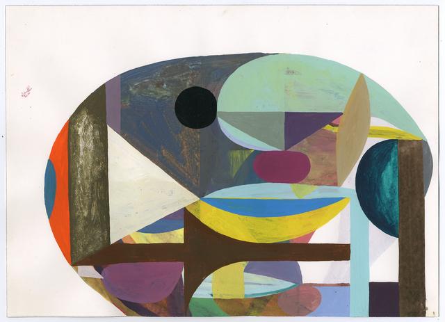 , 'Black Eye,' 2015, Halsey McKay Gallery