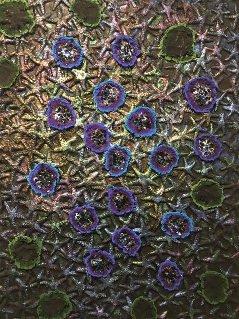 , 'Untitled (3262),' 2017, Leila Heller Gallery
