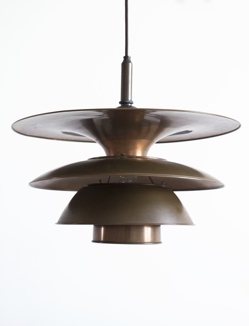 , 'Four-Shade pendant,' 1929, Galleri Feldt