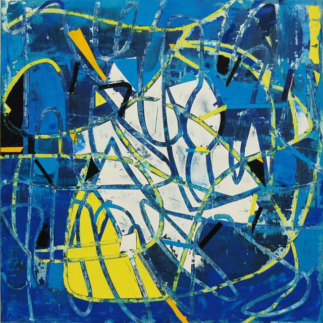 Mary Didoardo, 'Blues', 2015, Kathryn Markel Fine Arts