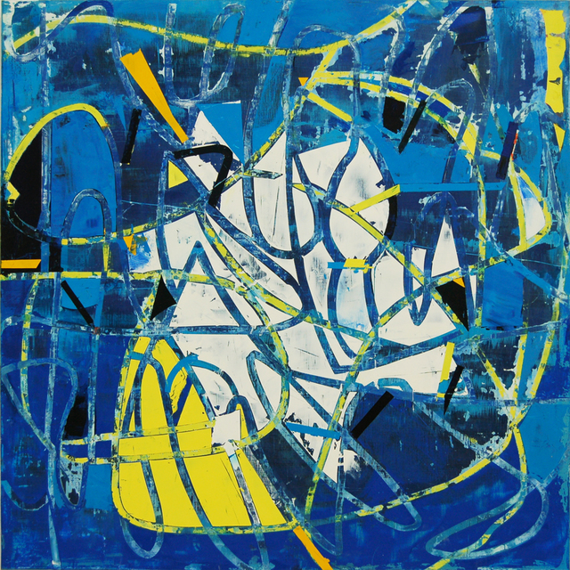 , 'Blues,' 2015, Kathryn Markel Fine Arts