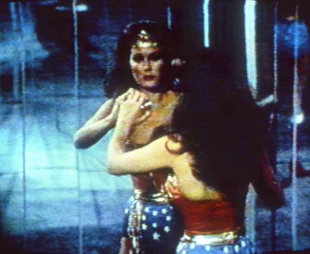 , 'Technology/Transformation: Wonder Woman,' 1978-1979, National Museum of Women in the Arts