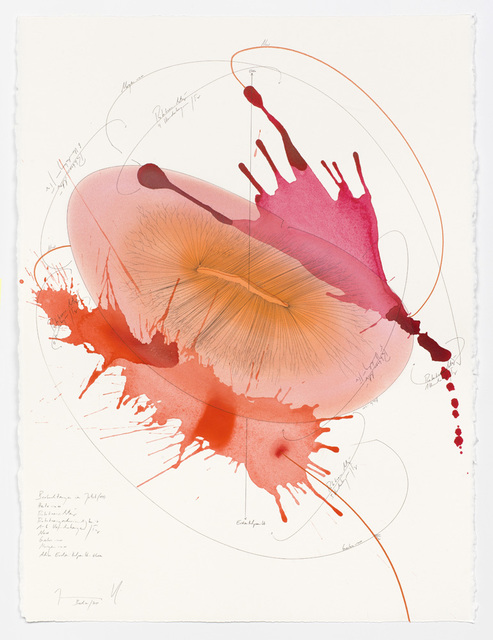 , 'Beobachtungen im Jetzt (19),' 2015, David Nolan Gallery