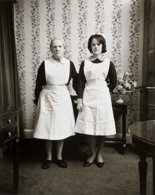 Evelyn Hofer, 'Secretaries in Rawlings Park, Washington D.C.', 1965, Danziger Gallery
