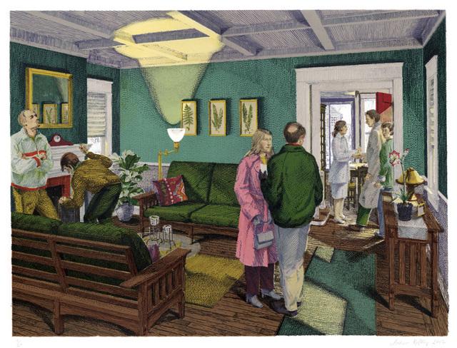 , 'Open House, Dutch Colonial,' 2002, Conrad R. Graeber Fine Art