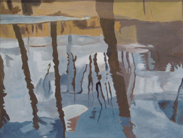 , 'Winter Reflections,' 1997, Walter Wickiser Gallery