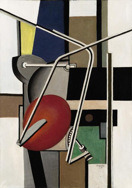 , 'Élément méchanique,' 1925, Galerie Le Minotaure
