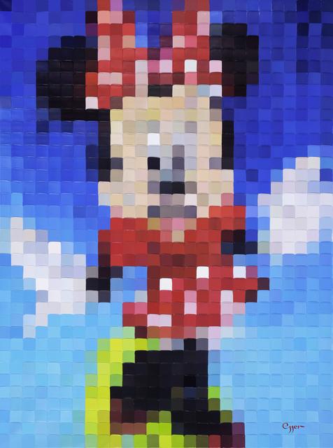 , 'Minnie Fun,' 2018, Blue Gallery