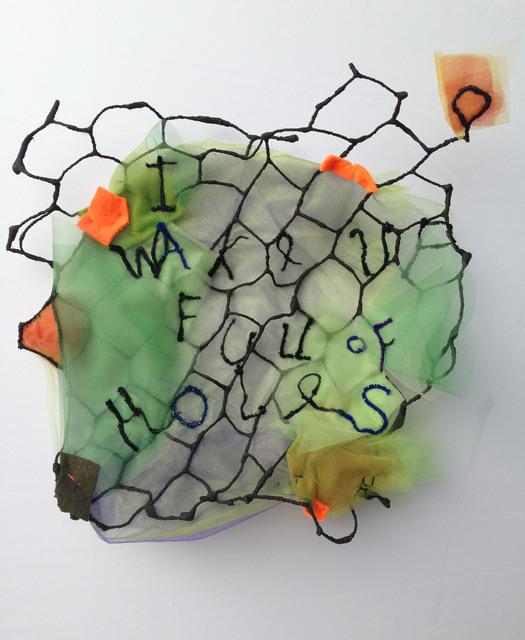 , 'Dream Plate,' 2015, JAYJAY