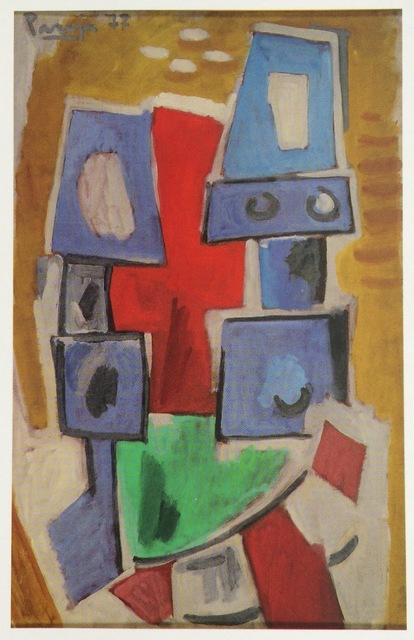 , 'Compisition,' 1977, Galería de las Misiones