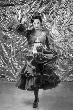 , 'Soleá por músculos, Serie Anatomía Flamenca  ,' 2017, GALERIE GEORGES-PHILIPPE ET NATHALIE VALLOIS