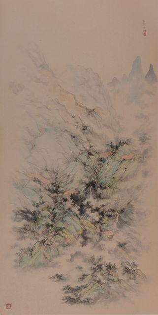 , 'Spring Landscape [2014.09],' 2014, NanHai Art
