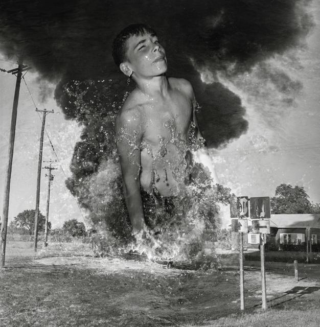 , 'Boy rising, Kansas,' 2012, Kehrer Galerie