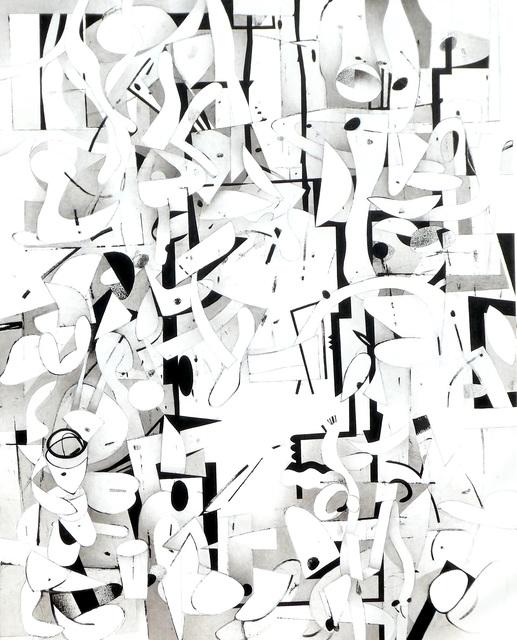 , 'Navigator,' 2017, Wally Workman Gallery