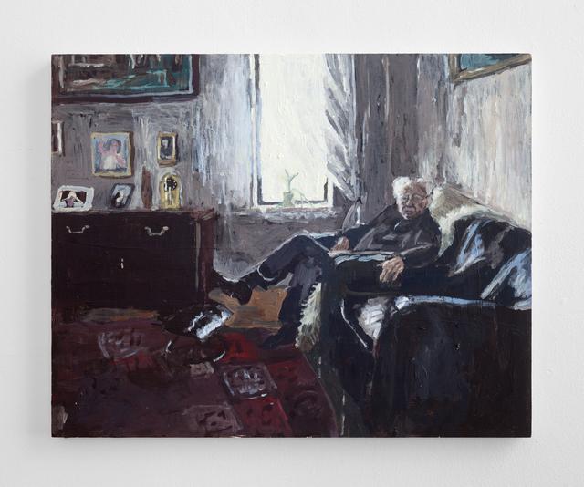 , 'Dark Grandfather,' 2016, Honey Ramka