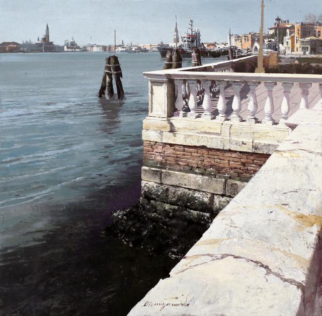 , 'Riva Degli Schiavoni (Venezia),' 2019, Pontone Gallery