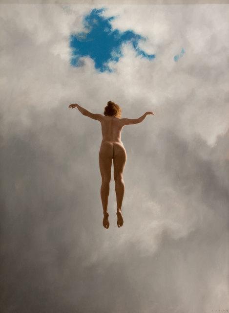, 'Falling,' 2008, Albemarle Gallery   Pontone Gallery