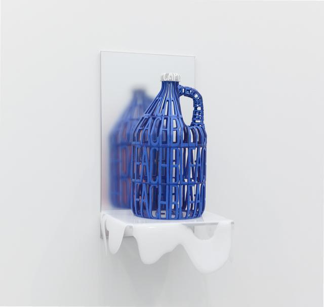 , 'Whitening Power,' 2016, Galleri Magnus Karlsson