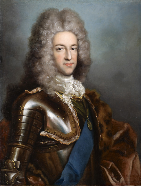, 'Prince James Edward Stuart, The Old Pretender (1688 – 1766),' ca. 1718, The Weiss Gallery